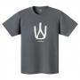 Mont-bell Wickron T Kodaimoji Yama 短袖排汗T恤 男款 #1114409 SHAD象形山