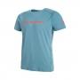 Mammut 長毛象 Splide Logo T-Shirt 男款 短袖排汗衣 雲朵藍