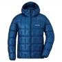Mont-bell Plasma 1000 Alpine Down Parka 頂級羽絨連帽夾克 男款 1101528 靛藍