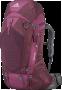 Gregory Deva 60L 女款 頂級重裝健行背包 李子紅 S