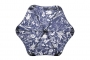 Blunt XS_METRO + Karen Walker聯名款 抗強風、抗UV折傘 藍彩花卉(5年保固)
