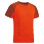 Mont-bell Light Cool T 短袖圓領排汗衣 男款 #1114448 TE/OR磚橘/橙<活動優惠價>