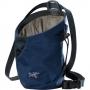 Arc'teryx C50p 粉袋 deep blue