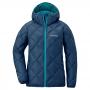 Mont-bell LT Alpine Down Parka Jacket 女款 連帽羽絨夾克 1101533-PUID/靛藍