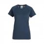 Mammut 長毛象 Aegility T-Shirt 女款 短袖圓領排汗衣(亞洲版) 海洋藍