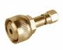 Petromax EZ Air Pump Adapter 打氣轉接座 銅