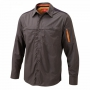 Bear Grylls Trek L/S Shirt 健行快乾長袖襯衫 黑胡椒