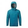 英國RAB Kinetic Alpine Jkt 高透氣彈性防水連帽外套 男款 蔚藍