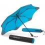 Blunt XS_METRO 抗強風、抗UV折傘 風格藍