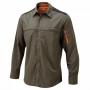 Bear Grylls Trek L/S Shirt 健行快乾長袖襯衫 暗卡其