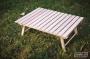 JIA LORNG嘉隆 櫸木折合木桌TB-017。附收納袋