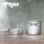 EPI 鈦BP炊具組 一鍋一蓋 T-8005