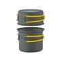 Mont-bell Alpine Cooker Deep 11 個人鋁合金鍋具 0.75L/0.43L