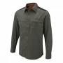 Bear Grylls Trek L/S Shirt 經典快乾長袖襯衫 暗卡其