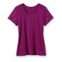 Patagonia Capilene 1 Silkweight Stretch T-shirt 女款(紫紅)