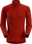 Arc'teryx Phase SV Zip Neck LS 男款 公雞褐(零碼/微NG品)(L號)