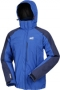 Millet Atlas Peak 3in1 Jacket兩件式GoreTex保暖外套男 藍 L號