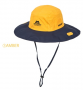 Mountain Equipment Grizil 葛利吉 GTX 防水透氣圓盤帽 琥珀黃