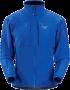 Arc'teryx Gamma MX Jacket 軟殼外套男款 高山藍(零碼出清 L)