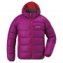 Mont-bell Neige Down Parka Kid's 兒童羽絨連帽夾克 1101582PLVT紫 130~150