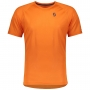 SCOTT Trail MTN Aero s/sl Shirt 男 短袖排汗衣 柑橘