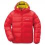 Mont-bell Neige Down 大童連帽羽絨夾克1101485 紅RD 130,140cm