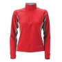 Mont-bell Z.L. 3D Thermal Zip-T 女款