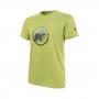 Mammut 長毛象 Trovat T-shirt 男款 短袖排汗衣 萌芽綠