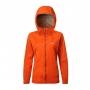 英國RAB Kinetic Alpine Jkt 高透氣彈性防水連帽外套 女款 爆竹橘