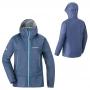 Mont-bell Rain Trekker Jacket  防水透氣雨衣 女款 #1128597 PLIG淺靛藍