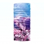Coolnet抗UV頭巾-台灣五嶽系列-雪山 BF124440