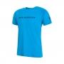 Mammut 長毛象 Splide Logo T-Shirt 男款 短袖排汗衣 帝國藍