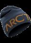 Arc'teryx Word Head Long Toque 長版羊毛混紡針織毛帽 翠鳥藍/火岩紅