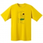 Mont-bell Wickron排汗T恤 攀岩 1104851 土黃