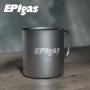 EPI 鈦金屬雙層杯(M) 300ml  T-8104