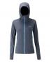 英國RAB Alpha Flux Jacket 防風保暖連帽外套 女款 鯨魚灰
