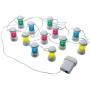 Coleman 彩色版LED串燈(12顆)CM-3164