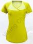 Arc'teryx始祖鳥Kapta V 女款短袖排汗衣 淡黃綠 S號<出清價。恕不退換貨>