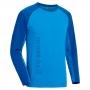 Mont-bell Light Cool T 短袖圓領排汗衣 男款 #1114450 CB/SB深藍/天藍 <活動優惠價>