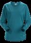 Arcteryx Motus Crew 女款長袖排汗衣 神話綠 (2019新款)