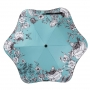 Blunt XS_METRO UV+ 完全抗UV隔熱折傘 台灣限量版:復古花卉(2年保固,附晶片口袋)