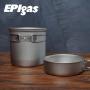 EPI 鈦BP炊具組 一鍋一蓋 T-8004