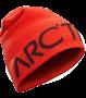 Arc'teryx Word Head Long Toque 長版羊毛混紡針織毛帽 珊瑚紅/緋紅