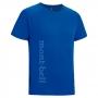 Mont-bell Light Cool T 短袖圓領排汗衣 男款 #1114448 RBL皇家藍<活動優惠價>