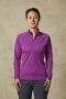 英國RAB Pulse LS Zip 透氣長袖拉鍊排汗衣 女款 紫羅蘭
