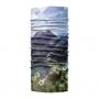 Coolnet抗UV頭巾-台灣五嶽系列-玉山 BF124439