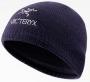 Arc'teryx Classic beanie保暖羊毛帽 深紫