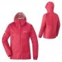 Mont-bell Rain Trekker Jacket  防水透氣雨衣 女款 #1128597 RSRD深玫紅