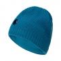 Mammut長毛象 Sublime Beanie 刺繡LOGO保暖羊毛帽  藍寶石