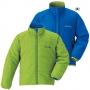 Montbell Rev Thermawrap Jacket 兒童兩面穿化纖外套 綠-藍